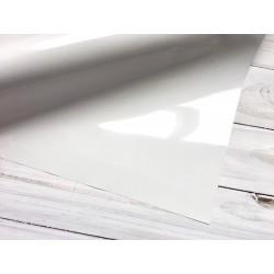 Термотрансферная плёнка Matt (10х25 см) - White