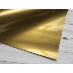 Термотрансферная плёнка Matt (10х25 см) - Gold