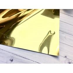 Термотрансферная плёнка Metallic (10х25 см) - Gold