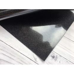 Термотрансферная плёнка Glitter (10х25 см) - Black