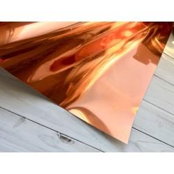 Термотрансферная плёнка Metallic No2 - Бронза, 10х25 см