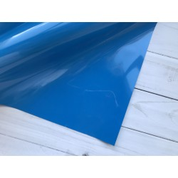 Термотрансферная плёнка Matt (10х25 см) - Sky Blue