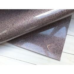 Термотрансферная плёнка Glitter (10х25 см) - Конфетти