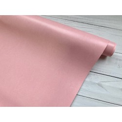 Кожзам переплётный №618 - Пудрово-розовый