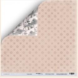 Лист бумаги Снежинки - Shabby Winter - Scrapmir