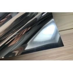 Термотрансферная плёнка Metallic 2 (10х25 см) - Серебро