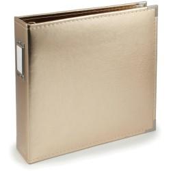"Альбом для файлов PL - Classic Leather D-Ring Album 12""X12"" - WRMK"