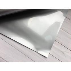 Термотрансферная плёнка Matt (10х25 см) - Silver