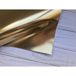 Термотрансферная плёнка Foil (10х25 см) - Золото