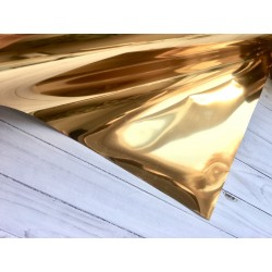 Термотрансферная плёнка Metallic No2 - Золото