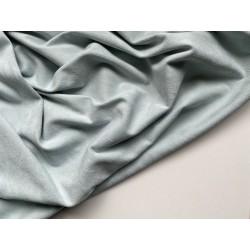 Замша иск. (мятная светлая), 25х33,5 см