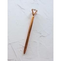 Ручка Diamond (розовое золото)