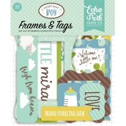 Высечки Frames&Tags - Sweet Baby Boy - EP